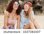 interracial relationship... | Shutterstock . vector #1027281037