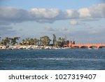 beautiful alexandria  egypt  ... | Shutterstock . vector #1027319407