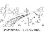 Prairie Railroad Graphic Black...