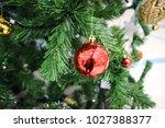 christmas day or christmas... | Shutterstock . vector #1027388377