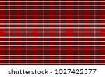 background red cage | Shutterstock . vector #1027422577