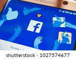kazan  russian federation   sep ... | Shutterstock . vector #1027574677