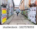 blurred background of man... | Shutterstock . vector #1027578553