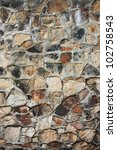 Stone Wall Background Texture...