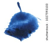 abstract watercolor texture... | Shutterstock .eps vector #1027593103