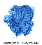 abstract watercolor texture... | Shutterstock .eps vector #1027593133