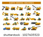 Earthmoving Machines....