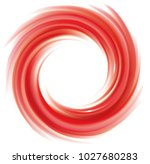 glossy wavy eddy coral cycle... | Shutterstock .eps vector #1027680283