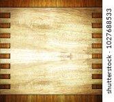 wooden texture background   Shutterstock . vector #1027688533