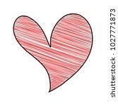 grated heart love art to... | Shutterstock .eps vector #1027771873