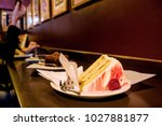 close up of various slices of... | Shutterstock . vector #1027881877