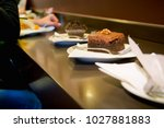 close up of various slices of... | Shutterstock . vector #1027881883
