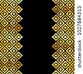 card banner  pattern turkish... | Shutterstock .eps vector #1027884313