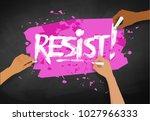 vector illustration of three... | Shutterstock .eps vector #1027966333