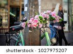get ready for spring cycling.... | Shutterstock . vector #1027975207