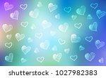 light pink  blue vector layout... | Shutterstock .eps vector #1027982383