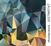 abstract polygonal mosaic... | Shutterstock .eps vector #1027985767