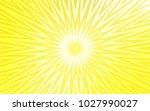 light yellow vector background... | Shutterstock .eps vector #1027990027