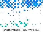 light blue  green vector... | Shutterstock .eps vector #1027991263
