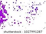 dark purple vector modern... | Shutterstock .eps vector #1027991287