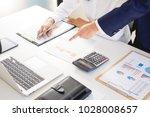administrator business man... | Shutterstock . vector #1028008657