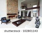 interior design series  modern... | Shutterstock . vector #102801143