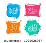 set of household service ... | Shutterstock .eps vector #1028026057