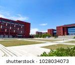 dalian  china   jul 09  2015 ...   Shutterstock . vector #1028034073
