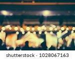defocused entertainment concert ... | Shutterstock . vector #1028067163