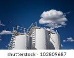image of industrial storage... | Shutterstock . vector #102809687