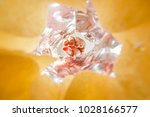 the gesture of the hand is...   Shutterstock . vector #1028166577