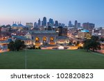 Kansas City. Image Of The...