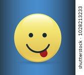set of smile icons. emoji....   Shutterstock .eps vector #1028213233