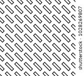 black and white seamless vector ...   Shutterstock .eps vector #1028269807