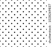 black and white seamless vector ... | Shutterstock .eps vector #1028269837