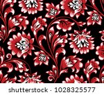 floral seamless pattern. flower ... | Shutterstock .eps vector #1028325577