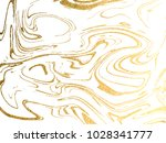 vector marble gold background.  ... | Shutterstock .eps vector #1028341777