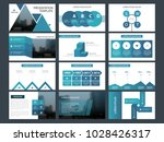 blue triangle bundle... | Shutterstock .eps vector #1028426317
