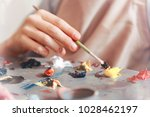 no limits for creativity.... | Shutterstock . vector #1028462197