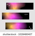 minimal cover banner template.... | Shutterstock .eps vector #1028480407