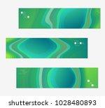 minimal cover banner template.... | Shutterstock .eps vector #1028480893