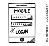 username and password to login...
