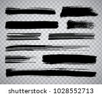 collection of miscellaneous... | Shutterstock .eps vector #1028552713
