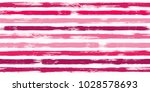 smeared watercolor brush... | Shutterstock .eps vector #1028578693