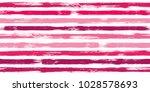 smeared watercolor brush... | Shutterstock .eps vector #1028578693
