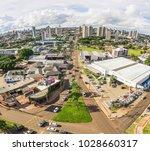 campo grande  brazil   february ... | Shutterstock . vector #1028660317