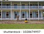 st john s  antigua and barbuda  ... | Shutterstock . vector #1028674957