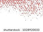 light orange vector greeting... | Shutterstock .eps vector #1028920033
