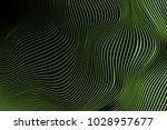 wavy stripes. trendy curve... | Shutterstock .eps vector #1028957677