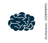 brain logo vector illustration | Shutterstock .eps vector #1028998993